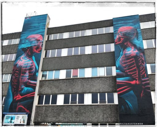Berlin Mural Festival - Falkensteinstraße
