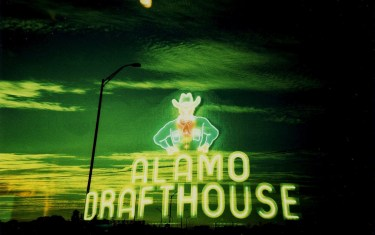 Alamo Drafthouse Rebukes Greg Abbott's Movie-Talking Ways