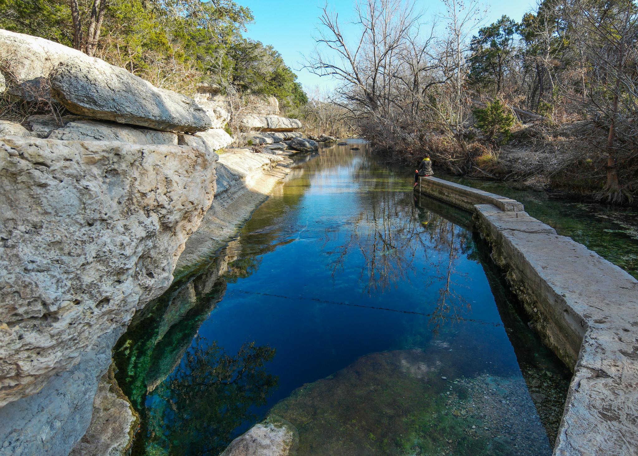 Austin swimming hole