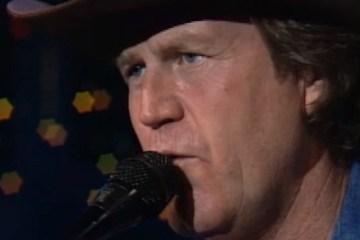 Country music legend Billy Joe Shaver. Screenshot via YouTube.