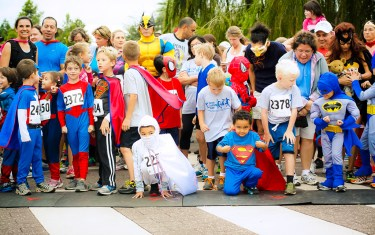 If You Dig Superheroes, You're Going To Love This Austin 5K