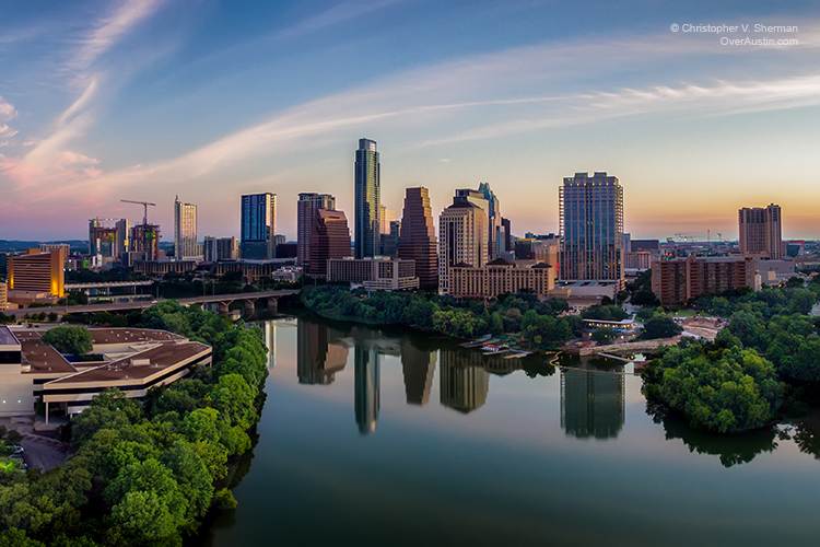 chris-sherman-over-austin-lady-bird-lake-skyline