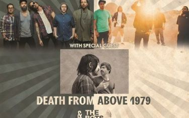 Incubus and Deftones with Death from Above 1979 and The Bots