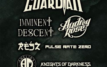 IMMORTAL GUARDIAN and more – FREE SHOW!!!