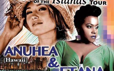 QUEENS OF THE ISLANDS TOUR FT. ANUHEA AND ETANA :: JUNE 18 :: PARISH
