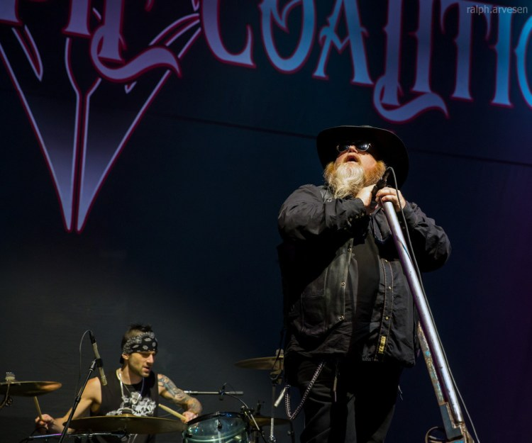 Photo:Texas Hippie Coalition performing at Cedar Park Center. Flickr user Ralph Arvesen, creative commons licensed.