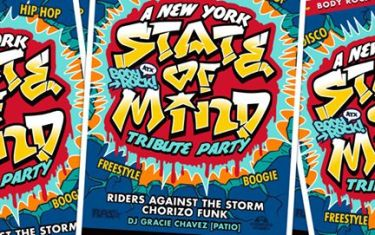 Body Rock ATX: A New York State of Mind..tribute to NYC. August 7, 2015