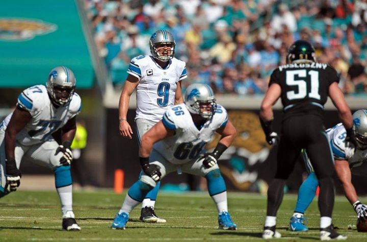Detroit Lions Vs Jacksonville Jaguars Preseason Game 3