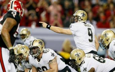 New Orleans Saints vs Atlanta Falcons  Thursday Night Football