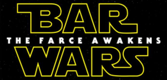 Attractive AYLA Bar U0026 Grill Episode XXIII BAR WARS: The Farce Awakens