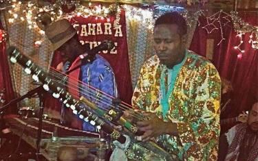 Afro-Jazz Fola Vibration Early Show!