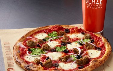 This New Austin Pizza Spot Will Cook Your Pie In 180 Seconds