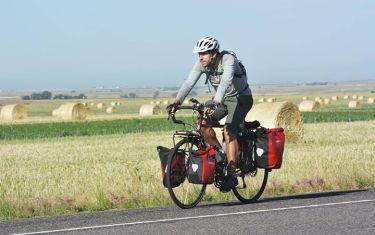 Biking for Birds with Dorian Anderson, Modern-Day Adventurer
