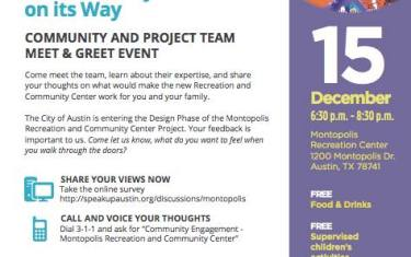 Community and Project Team Meet and Greet
