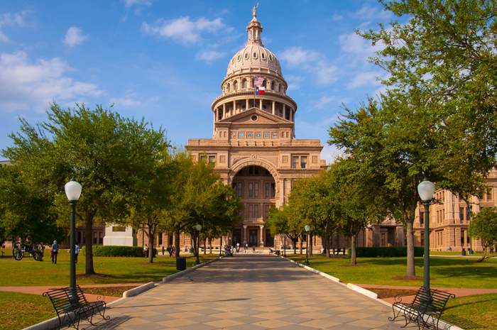 texas state capitol building stuart seeger history Aus10