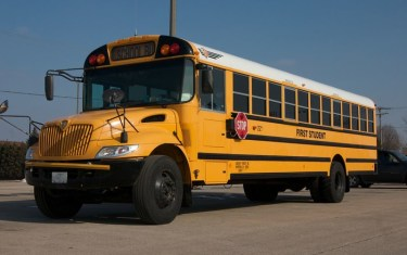 AISD Deploys School Bus Cameras To Bust Bad Drivers