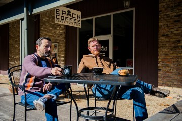 Epoch Coffee Joe Rodriguez Kevin Garry coffee shop coffeehouse Austin cafe