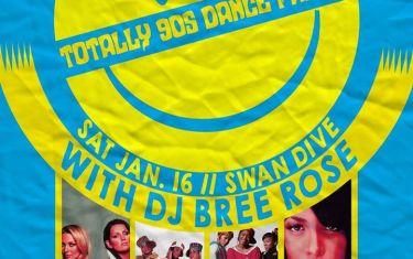 VOGUE – 90's Dance Party w/ DJ Bree Rose!