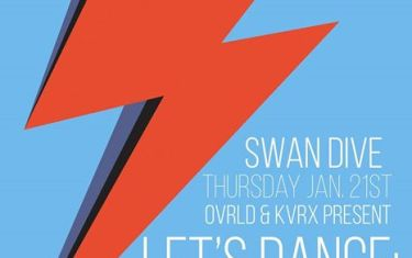 Ovrld & KVRX Present: Let's Dance: a Farewell to Bowie w/ Leach, ritchUAL & Fancy Pants
