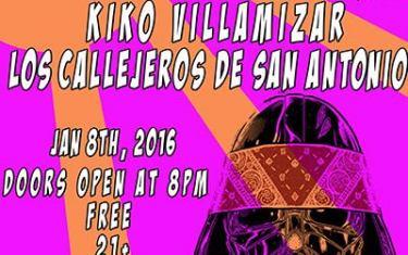 FRIDAY Jan 8th FREE WEEK: Barrio Bash Vol. VI