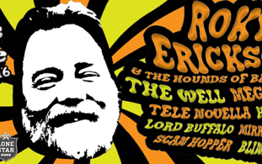 TODAY! Roky Erickson and the Hounds of Baskerville