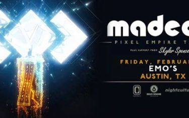 Madeon Pixel Empire Tour | 02.05 | Emo's | Disco Donnie Presents, C3, & NightCulture