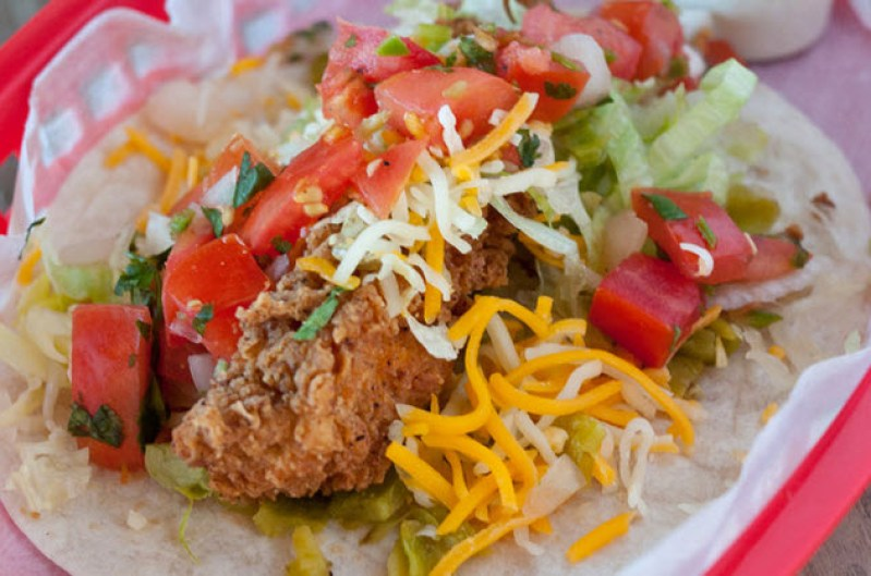 Anyone hungry for some free Torchy's? (Photo credit: Torchy's Tacos)