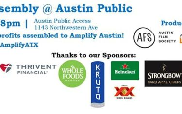 Amplify Assembly at Austin Public