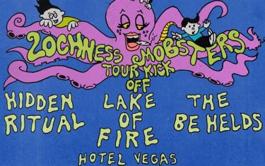 Lochness Mobsters Tour Kickoff with Hidden Ritual, Lake of Fire, The Be Helds