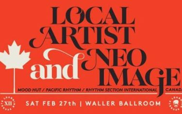 Learning Secrets w/ Mood Hut's Local Artist & Neo Image at Waller Ballroom