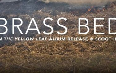 Brass Bed (Album Release) :: Moving Panoramas:: Tele Novella :: April 21 :: Scoot Inn