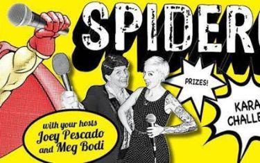 Spideroke- The Best Karaoke Night Ever!