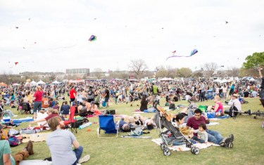 Check Out Our 2016 Zilker Kite Fest Photos!