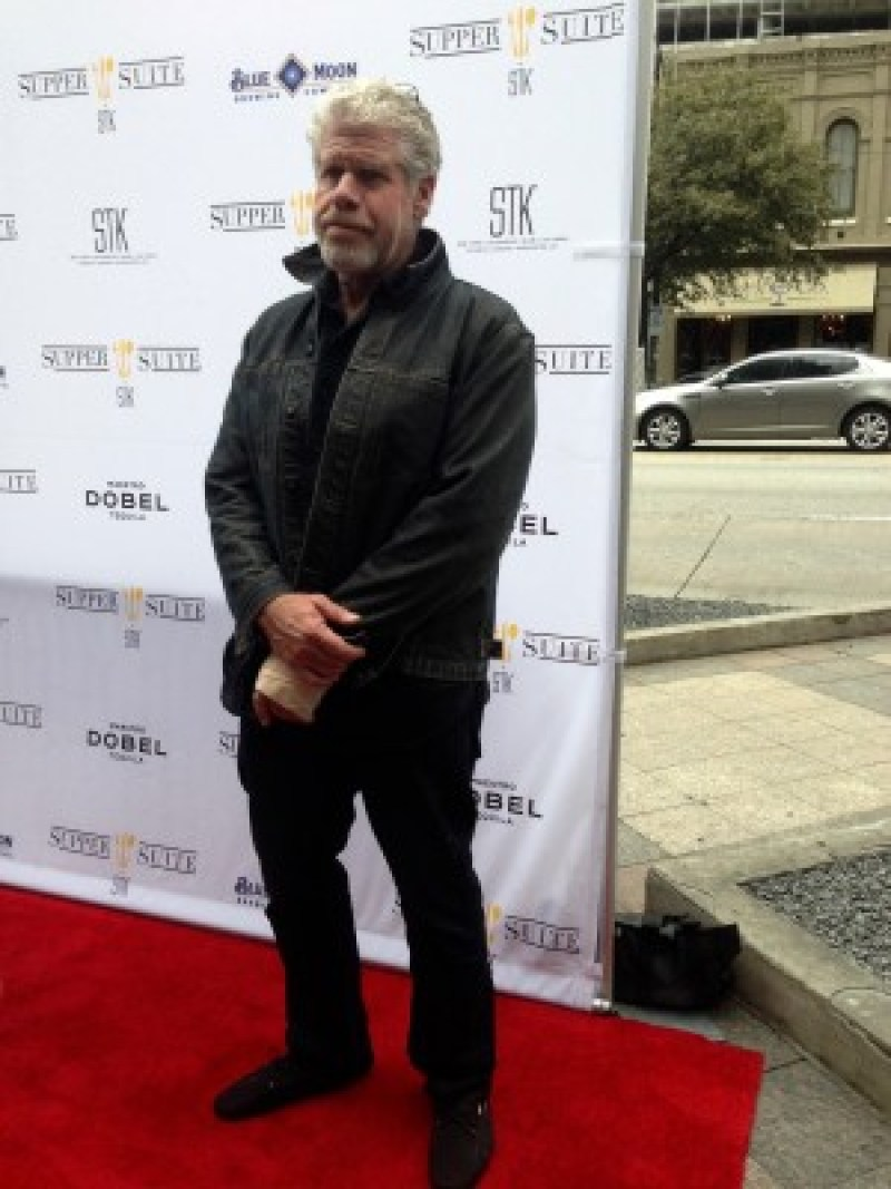 Ron Perlman at SXSW
