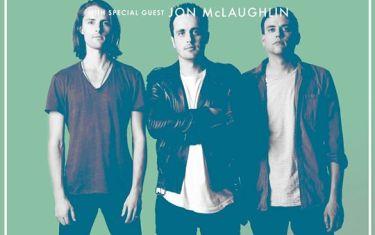 Parachute w/ Jon McLaughlin & Brett Taylor