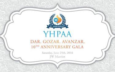 YHPAA 10th Anniversary Gala