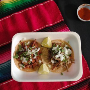 Only tacos