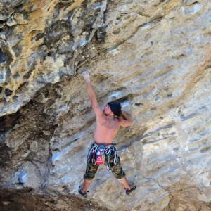 Go climbing at Austin Rock Gym