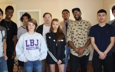 Youth and Music Vets Come Together For Legacy ATX EP