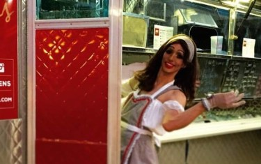 Meet The Drag Queen Behind Austin's Most Fabulous Food Truck!