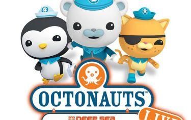 Octonauts Live! | ACL Live