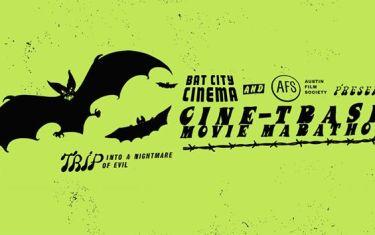 Deep Tracks: BAT City Presents: ALL NIGHT Cine-Trash Marathon
