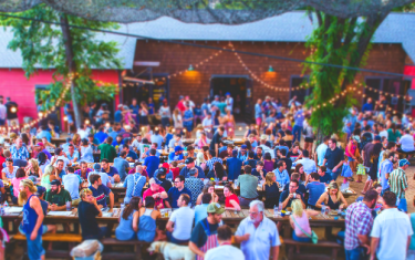 Banger's Sausage House and Beer Garden Celebrating It's 4th Birthday!