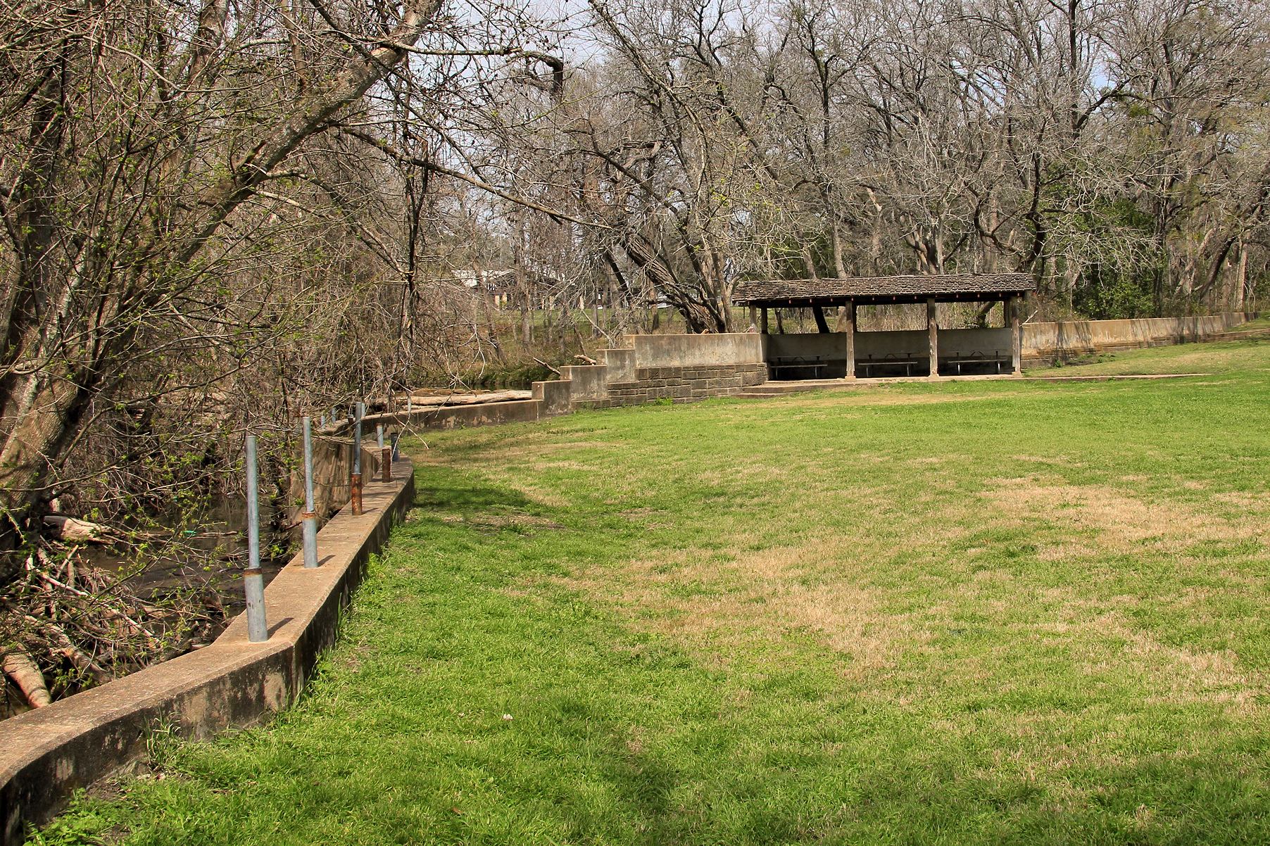 larry d moore wikimedia commons lockhart state park cabin caldwell texas