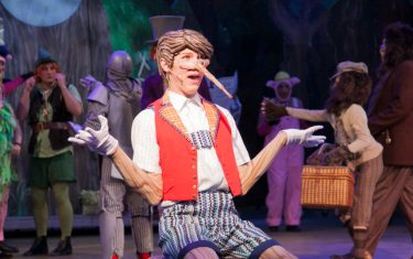 Time Is Running Out To See 'Shrek The Musical' At Zilker Hillside Theater