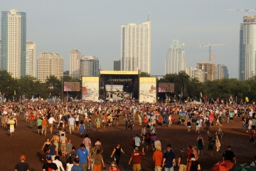 zilker park ACL Fest auditorium shores