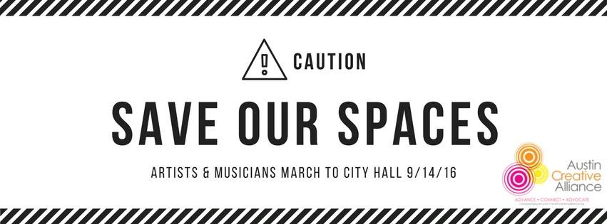SaveOurSpaces