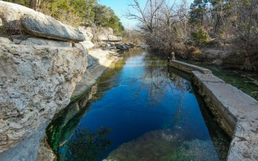 We Dare You To Dive Into Jacob's Well