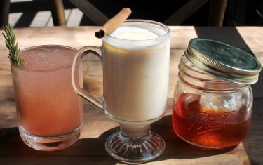 Get Buttered Up With Eureka's Hot Buttered Rum This Fall!