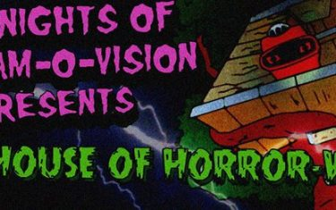 Treehouse Of Horror-ween At Carousel Lounge